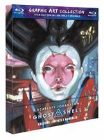 Ghost in the Shell. Graphic Art (Blu-ray)