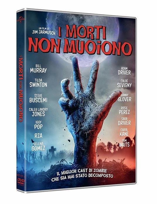 I morti non muoiono (DVD) di Jim Jarmusch - DVD