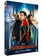 Spider-Man. Far from Home (DVD)