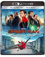 Spider-Man. Far from Home (Blu-ray + Blu-ray 4K Ultra HD)