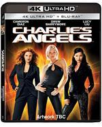Charlie's Angels (Blu-ray + Blu-ray Ultra HD 4K)