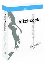 Hitchcock Collection. White (7 Blu-ray)