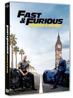 Fast & Furious. Hobbs & Shaw (DVD)