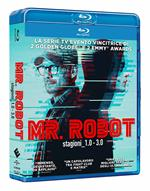Mr. Robot. Stagioni 1-3. Serie TV ita (10 Blu-ray)