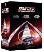 Star Trek. The Next Generation. Collezione Completa Stagioni 1-7. Serie TV ita (48 DVD)