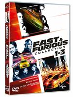 Fast & Furious 1-3. Tuning Collection (3 DVD)