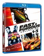 Fast & Furious 1-3. Tuning Collection (3 Blu-ray)
