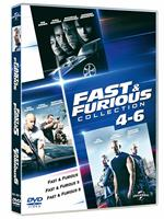 Fast & Furious 4-6. Family Collection (3 DVD)