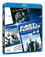 Fast & Furious 4-6. Family Collection (3 Blu-ray)