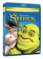 Shrek Collection 1-4 (4 Blu-ray)