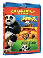 Kung Fu Panda Collection 1-3 (3 Blu-ray)