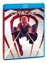 Spider-Man 1-3 Collection (3 Blu-ray)