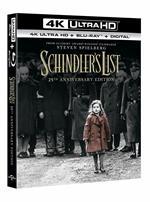 Schindler's List (Blu-ray + Blu-ray UltraHD 4K)