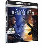Gemini Man (Blu-ray + Blu-ray Ultra HD 4K)