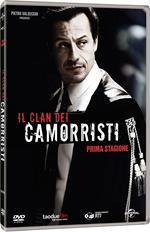 Il clan dei camorristi. Stagione 1. Serie TV ita (4 DVD)