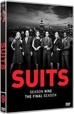 Suits. Stagione 9. Serie TV ita (3 DVD)