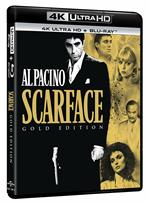 Scarface (Blu-ray + Blu-ray Ultra HD 4K)