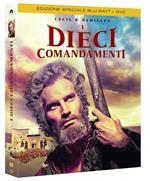 I dieci comandamenti. Edizione speciale (DVD + Blu-ray)