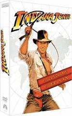 4 Indiana Jones. La collezione completa (4 DVD)