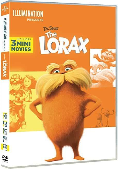 Lorax. Il guardiano della foresta (DVD) di Chris Renaud,Kyle Balda - DVD