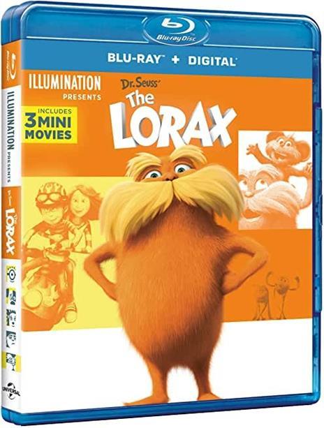 Lorax. Il guardiano della foresta (Blu-ray) di Chris Renaud,Kyle Balda - Blu-ray