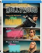 C'era una volta a  Hollywood. Con Steelbook (Blu-ray)
