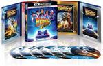 Ritorno al Futuro. Collection 35° Anniversario (4 Blu-ray + 3 Blu-ray Ultra HD 4K)