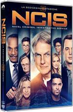 NCIS - Naval Criminal Investigative Service. Stagione 16. Serie TV ita (6 DVD)