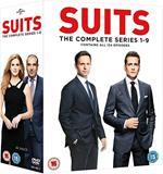 Suits. Collezione completa. Stagioni 1-9. Serie TV ita (33 DVD)