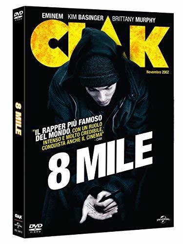 8 Mile (DVD) di Curtis Hanson - DVD