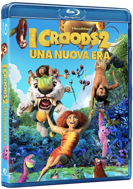 I Croods 2. Una nuova era (Blu-ray) di Joel Crawford - Blu-ray