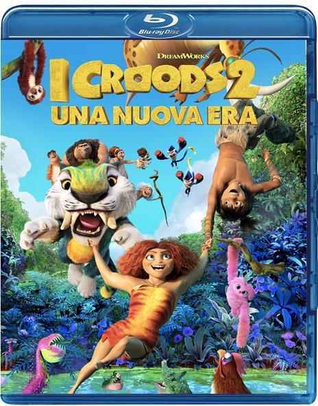 I Croods 2. Una nuova era (Blu-ray) di Joel Crawford - Blu-ray - 2