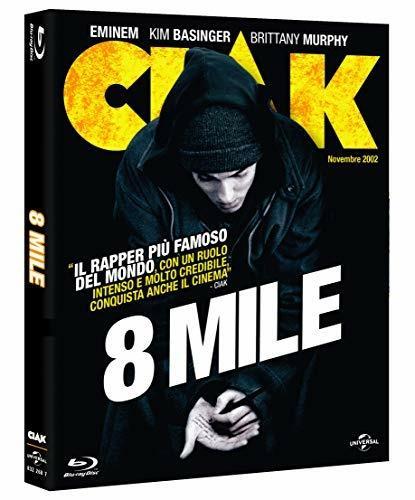 8 Mile (Blu-ray) di Curtis Hanson - Blu-ray