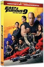Fast & Furious 9 (DVD)