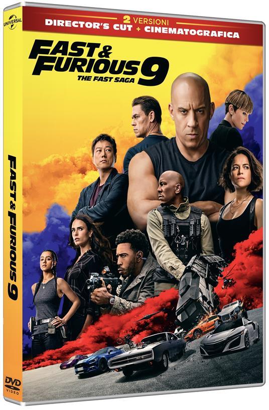 Fast & Furious 9 (DVD) di Justin Lin - DVD