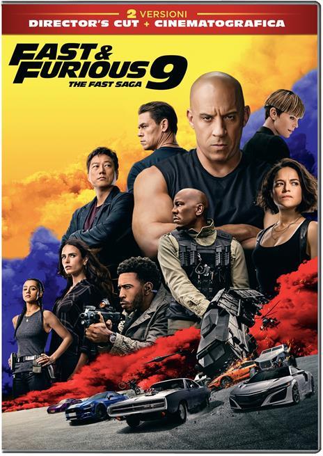 Fast & Furious 9 (DVD) di Justin Lin - DVD - 2