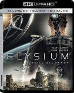 Elysium (Blu-ray + Blu-ray Ultra HD 4K)