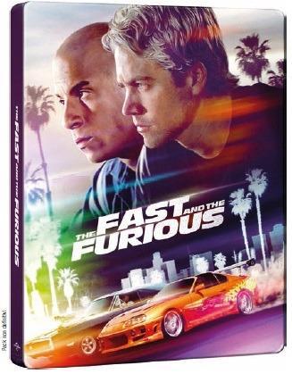 Fast and Furious. Con 20th Anniversaty Steelbook (Blu-ray + Blu-ray Ultra HD 4K) di Rob Cohen - Blu-ray + Blu-ray Ultra HD 4K