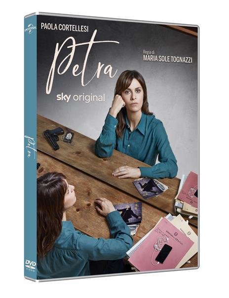 Petra. Stagione 1. Serie TV ita (2 DVD) di Maria Sole Tognazzi - DVD