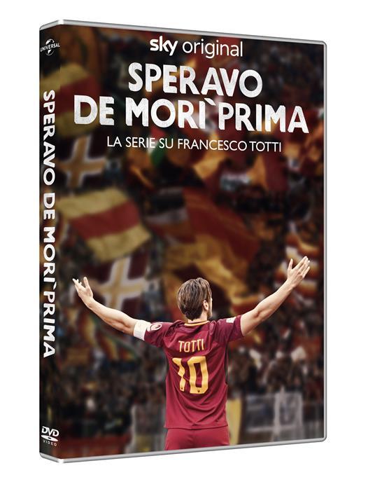 Speravo de mori' prima (2 DVD) di Luca Ribuoli
