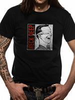 T-Shirt Unisex Tg. S Neck Deep. Blindfold