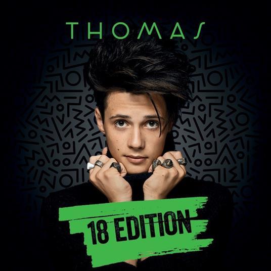 Thomas 18 Edition - CD Audio di Thomas