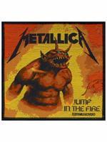 Toppa Metallica. Jump In The Fire
