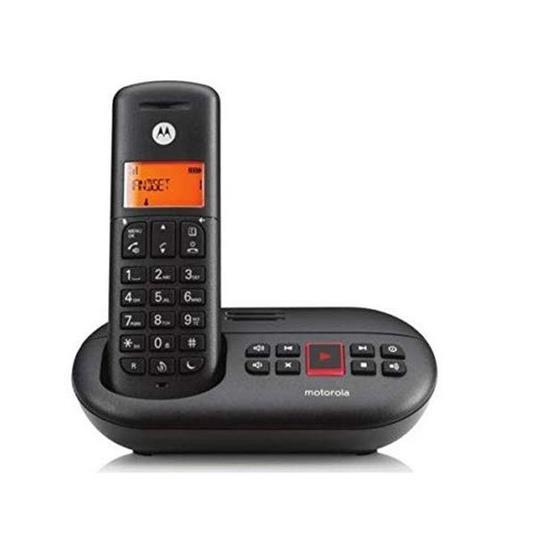 Telefono Senza Fili Motorola F52000K51O1AES03 Nero