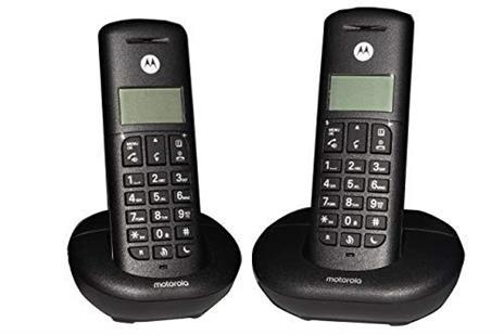 Telefono Cordless Digitale Motorola E202