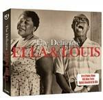 The Definitive Ella & Louis - CD Audio di Louis Armstrong,Ella Fitzgerald