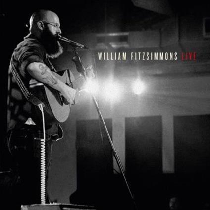 Live (Limited Edition) - Vinile LP di William Fitzsimmons
