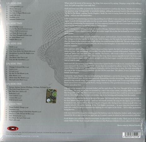 Platinum Collection (Hq) - Vinile LP di Nat King Cole - 2