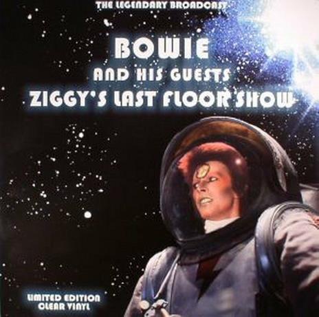 Ziggy's Last Floor Show - Vinile LP di David Bowie