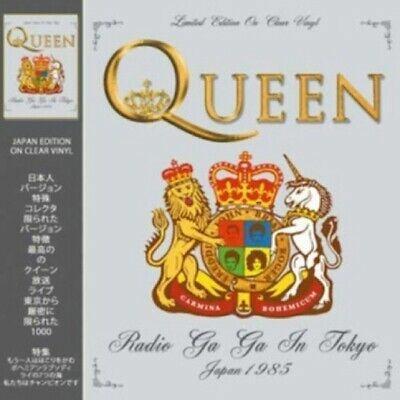 Radio Ga Ga in Tokyo. Japan 1985 - Vinile LP di Queen